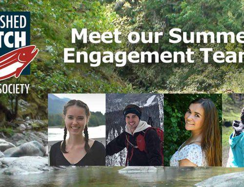 Meet our Summer Engagement Team!