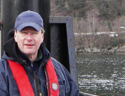 Greg Taylor: Pacific salmon preliminary outlook for 2021