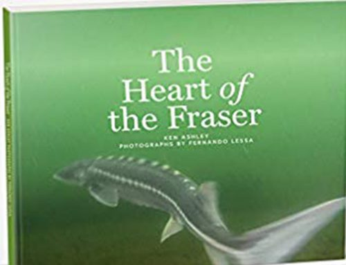 New Heart of the Fraser Book Now Available