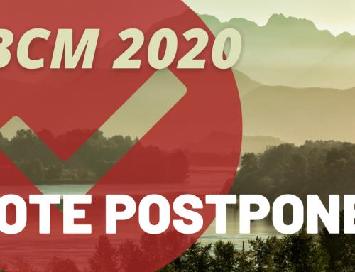 Lina Azeez: UBCM vote on salmon-safe flood control postponed