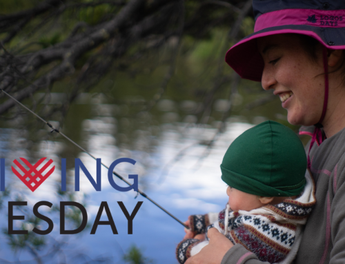 Counting down to #GivingTuesday