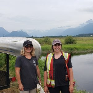 Meghan Rooney and Laura Dupont, Addington Point